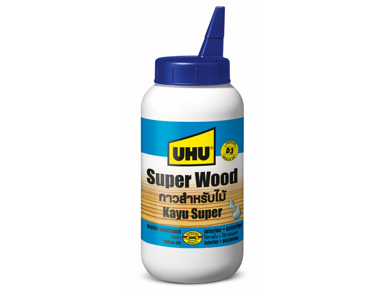 Wood Glue 100% Waterproof